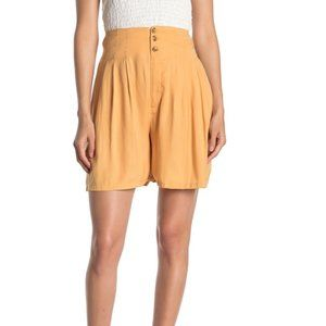 Free People Brittany Beach Shorts